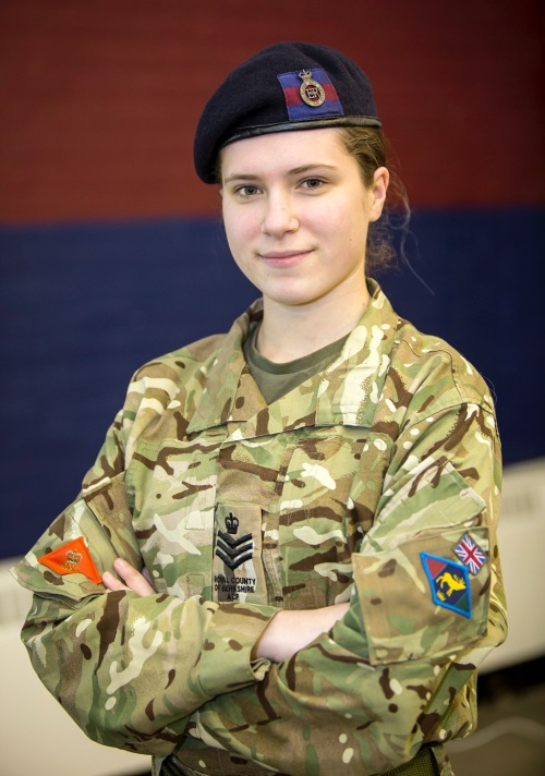 Cadet ACF SI Leaver